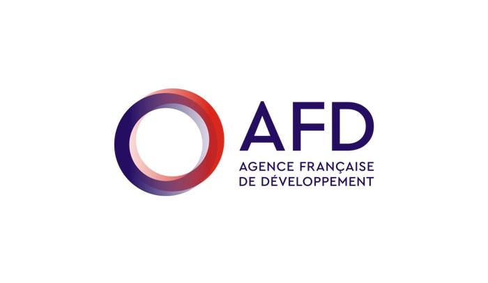 Logo Agence Française de Développement (AFD)