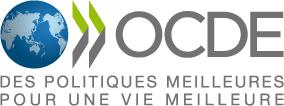 Logo OCDE Des politiques meilleures pour une vie meilleure