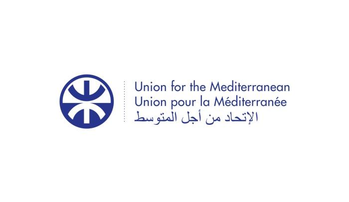 Logo union pour la méditerranée