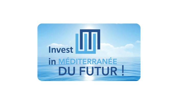 Logo Invest in Méditerranée du Futur